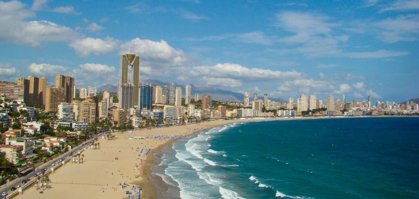 Murcia Airport taxi to or from Benidorm